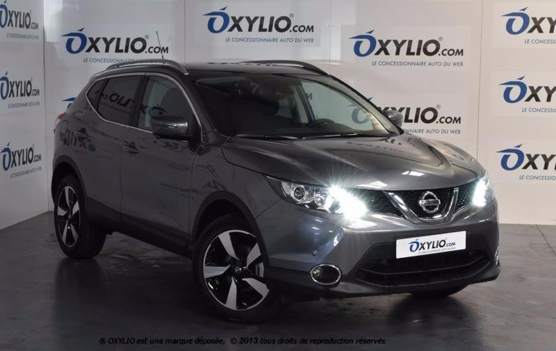 voiture nissan qashqai ii 1 2 dig t 115 n connecta neuf. Black Bedroom Furniture Sets. Home Design Ideas
