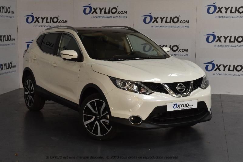 voiture nissan qashqai ii 1 6 dci bvm6 130 n connecta occasion diesel 2017 10 km 24970. Black Bedroom Furniture Sets. Home Design Ideas