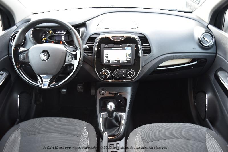 voiture renault captur 1 5 dci energy eco2 bvm5 90 intens occasion diesel 2013 27500 km. Black Bedroom Furniture Sets. Home Design Ideas