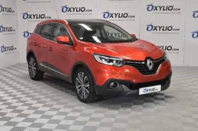 Renault Kadjar 4x2 1.2 TCE  Energy EDC7 130 cv Intens