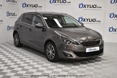 Peugeot 308 II 1.6 BlueHDI S&S  EAT6 120 cv Allure