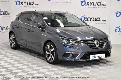 Renault Megane IV 1.2 TCE   EDC7 130 cv Intens