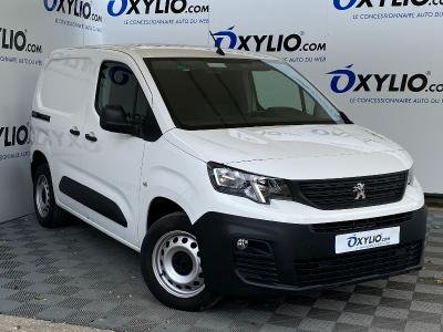 Peugeot Partner III Standard Tolé 1.5 BlueHDI   BVM5 100 cv Premium 1000 Kg