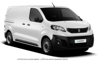 Peugeot e-Expert III Fourgon Standard L2 Electrique 75Kw BVA1 136 cv Asphalt