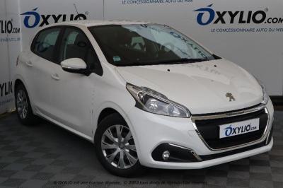 Peugeot 208 (2) 1.2 Puretech  S&S BVM5 82 cv Active Business
