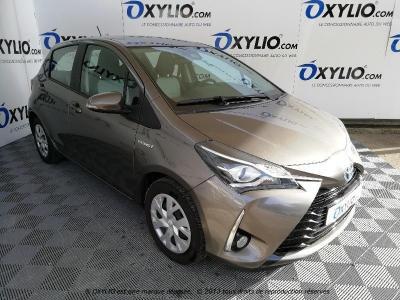 Photo de Toyota Yaris III (3) 1.5 hybrid 100h   CVT1 100 cv France Business