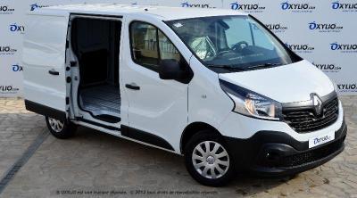 Renault Trafic IV Tole 1000 L1H1 Grand Confort