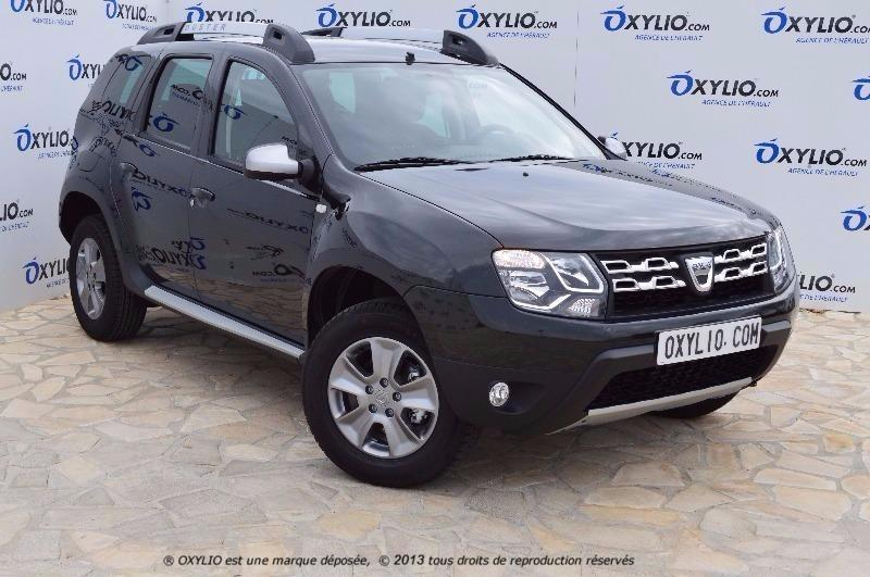 voiture dacia duster 2 4x4 1 5 dci 110 prestige occasion. Black Bedroom Furniture Sets. Home Design Ideas