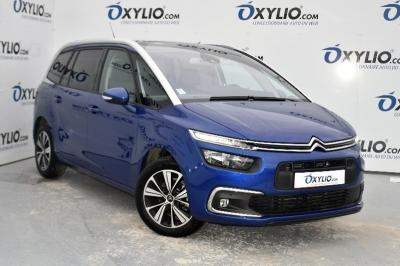 Citroën Grand C4 Picasso II (2) 2.0 BlueHDI S&S  EAT6 150 cv Shine