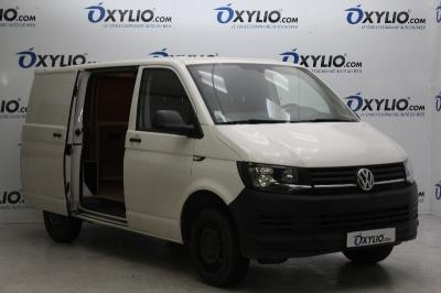 Volkswagen Transporter VI L1H1 2.0 TDI BVM5 102 cv Business Line