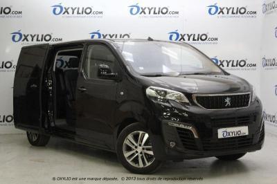 Photo de Peugeot e-Traveller Long Electrique 75Kw BVA1 136 cv Business VIP