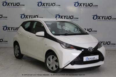 Toyota Aygo II 1.0 VVT-i BVM5 69 cv X-Play