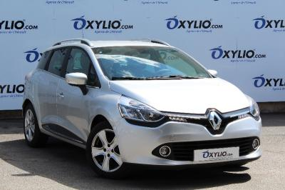Renault Clio IV Estate Intens