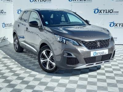 Peugeot 3008 II 2.0 BlueHDI S&S EAT8 180 cv GT