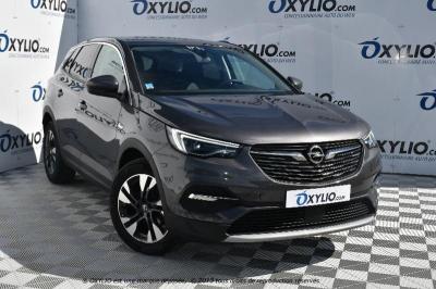 Opel Grandland X 1.5 Diesel BVA8 130 cv Elite