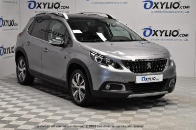Peugeot 2008 (2) 1.2 PureTech S&S  EAT6 110 cv Crossway