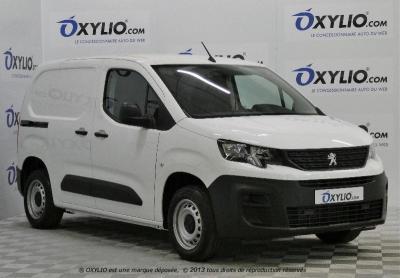 Peugeot Partner III Standard Tolé 1.5 BlueHDI S&S  BVM5 100 cv Premium 650 Kg
