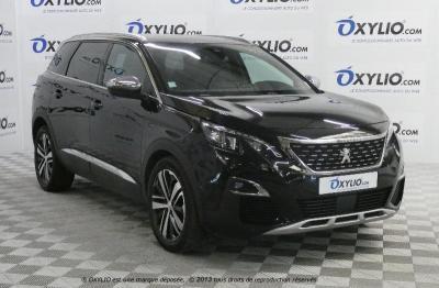 Peugeot 5008 II 2.0 BlueHDI S&S EAT8 180 cv GT