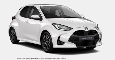 Toyota Yaris IV 1.5 116H CVT1 116 cv Design
