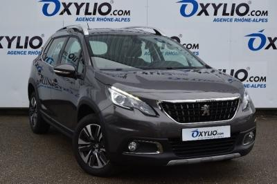 Photo de Peugeot 2008 (2) 1.2 PureTech S&S  BVM5 110 cv Allure