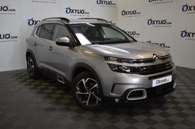 Photo de Citroën C5 Aircross 1.2 PureTech  S&S BVM6 130 cv Shine